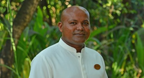 17 Questions with the Operations Manager at Coco Palm Dhuni Kolhu, Mohamed Jinan