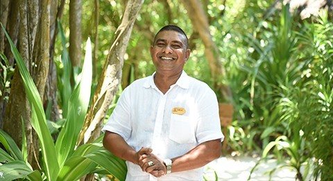 15 questions with The Deputy General Manager of Coco Palm Dhuni Kolhu, Siraj Waseem