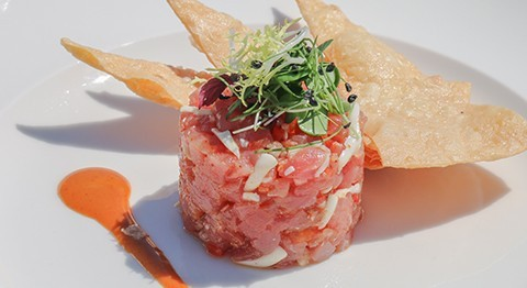 Chipotle Tuna Tartar Recipe