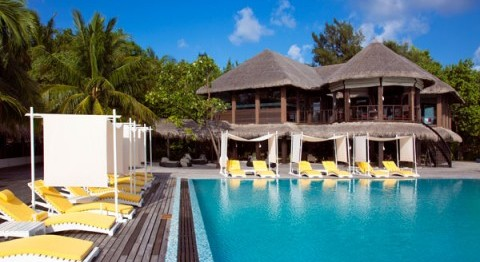 Win 5 nights at Coco Bodu Hithi with Condé Nast Traveller