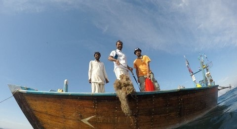 The Olive Ridley Project Goes to Oman, Pakistan and The Maldives