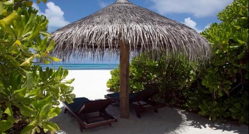 Coco palm sunset beach villa2688