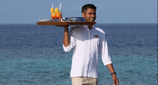 Bodu Hithi In Villa Service