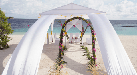 Coco Bodu Hithi Events & Ceremonies