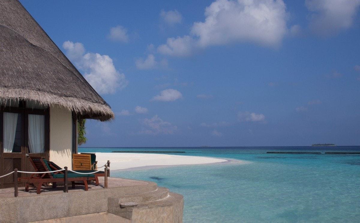 Ocean Front Villa Ocean Villa Maldives Coco Collection